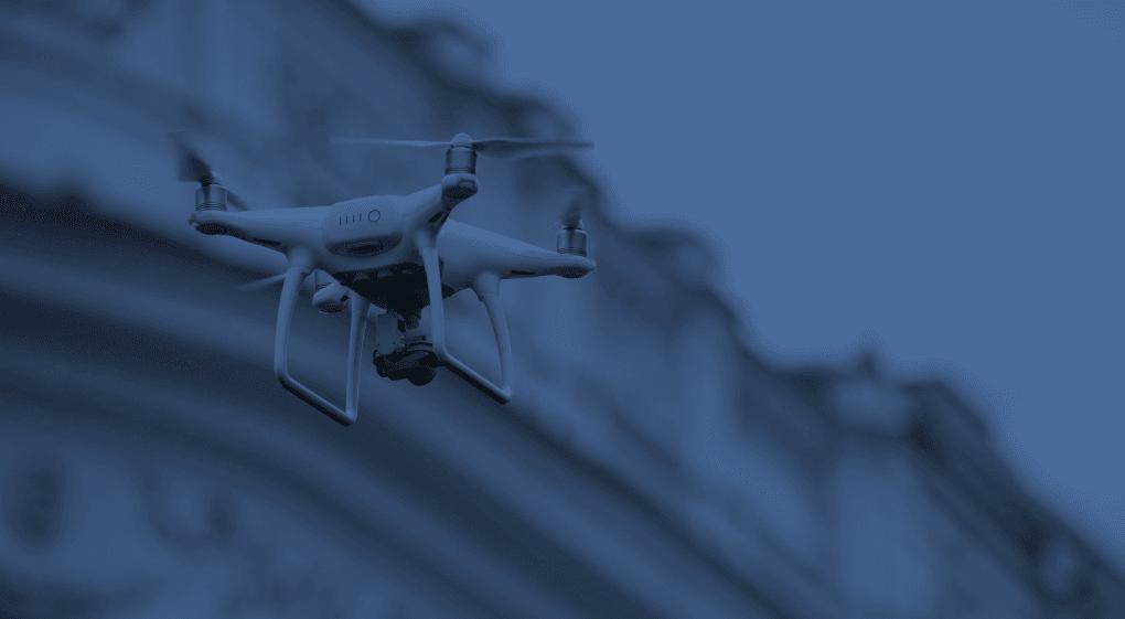 Drones com visão noturna revolucionam a segurança patrimonialcom precisão e praticidade